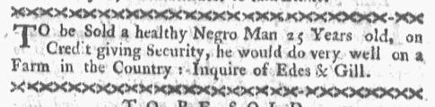 Jan 25 - Boston-Gazette Slavery 2