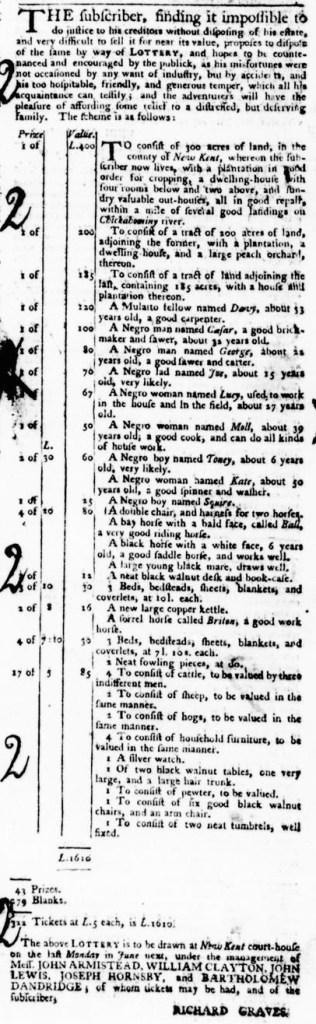 Feb 11 - Virginia Gazette Purdie and Dixon Slavery 7