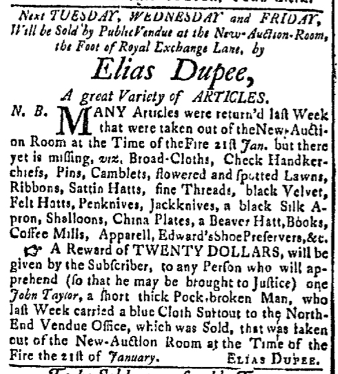 Feb 21 - 2:15:1768 Boston Post-Boy