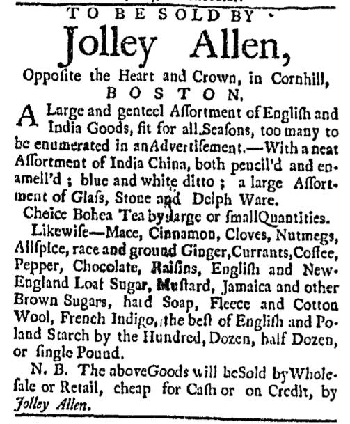 Feb 22 - 2:22:1768 Boston Post-Boy