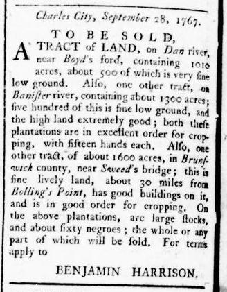 Mar 24 - Virginia Gazette Rind Slavery 4