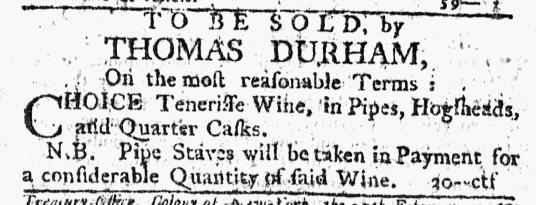 Apr 9 - 4:9:1768 New-York Journal Supplement