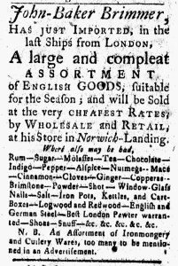 May 6 - 5:6:1768 New-London Gazette