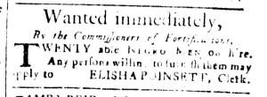 Jul 8 - South Carolina and American General Gazette Slavery 18