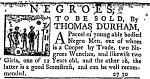 Jun 23 - New-York Journal Supplement Slavery 1