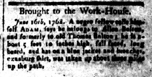Jun 24 - South-Carolina and American General Gazette Slavery 12