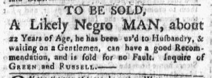 Jun 27 - Boston Post-Boy Slavery 1