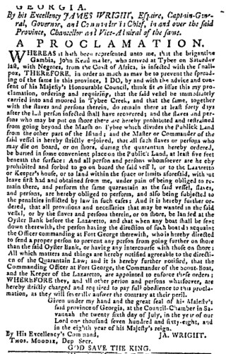 Aug 3 - Georgia Gazette Slavery 9