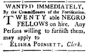 Jul 18 - South-Carolina Gazette Postscript Slavery 3