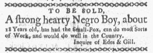Jul 25 - Boston-Gazette Slavery 2