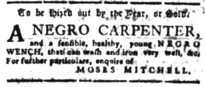 Jul 25 - South-Carolina Gazette Slavery 7