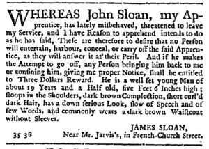 Aug 11 - 8:11:1768 New-York Journal