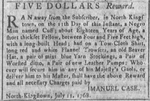 Aug 15 - Newport Mercury Slavery 5