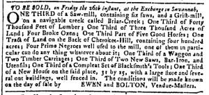 Aug 17 - Georgia Gazette Slavery 6