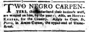 Aug 29 - South-Carolina Gazette Slavery 9