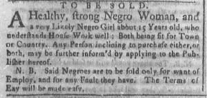 Nov 21 - Newport Mercury Slavery 1