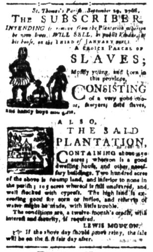 Oct 17 - South-Carolina Gazette Slavery 2