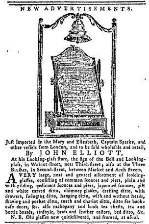 Oct 20 - 10:20:1768 Pennsylvania Gazette Postscript