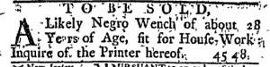 Oct 27 - New-York Journal Supplement Slavery 1