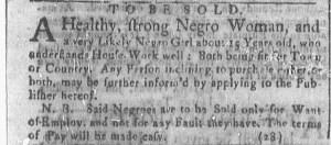 Oct 31 - Newport Mercury Slavery 1
