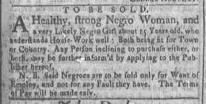 Dec 5 - Newport Mercury Slavery 1