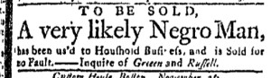 Nov 28 - Boston Post-Boy Slavery 1