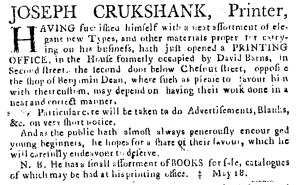 May 21 - 5:18:1769 Pennsylvania Journal