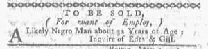 May 8 - Boston-Gazette Slavery 2