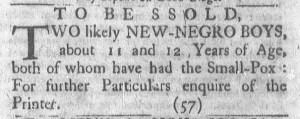 May 8 - Newport Mercury Slavery 2