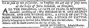 Jun 21 - Georgia Gazette Slavery 3