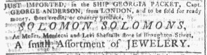 Jun 7 - 6:7:1769 Georgia Gazette