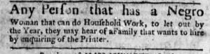 Aug 17 - Massachusetts Gazette Draper Slavery 1