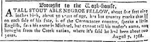 Jul 12 - Georgia Gazette Slavery 6