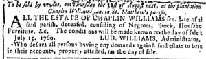 Jul 26 - Georgia Gazette Slavery 3