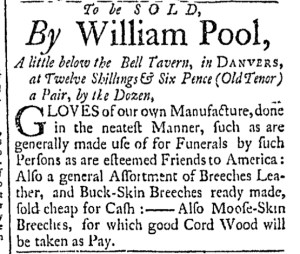 Sep 12 - 9:12:1769 Essex Gazette
