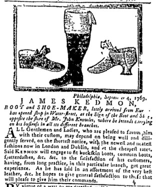 Sep 7 - 9:7:1769 Pennsylvania Gazette