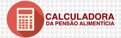 calculadora da pensão alimentícia