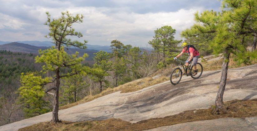 Asheville Mountain Biking & Road Rides
