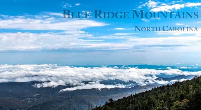 Blue Ridge Mountains | Timelapse…