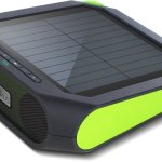 Eton Ruckus | Rugged Solar Powered Bluetooth Speaker