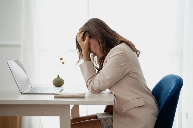 work depression
