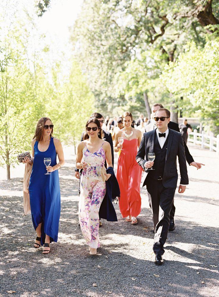 Wedding Attire Garden Party