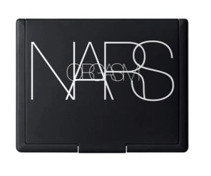 nars orgasm compact cover