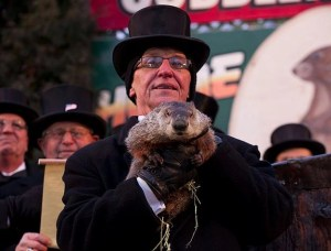 groundhog day celebration