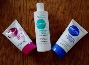 dermend moisturizing trio