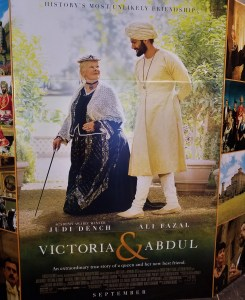 movie posters victoria and abdula