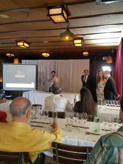 grenache wine tasting event
