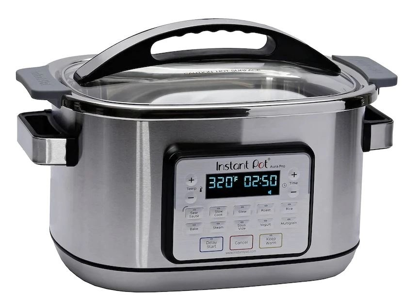 Be Awed The Instant Pot Aura Pro Makes Meals Easier Healthier