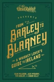 BOOK COVER FROM BARLEY TO BLARNEY