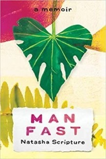 book cover man fast by natasha scripture on amazon
